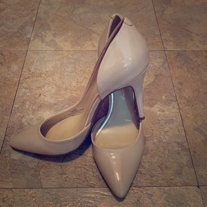 Nude d'Orsay pumps size 7
